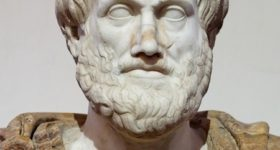 Отец философии Аристотель
